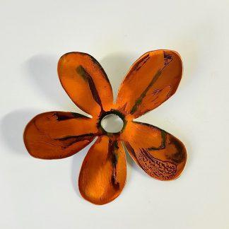 foto van bloem broche